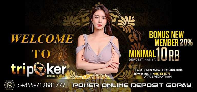 poker online deposit gopay
