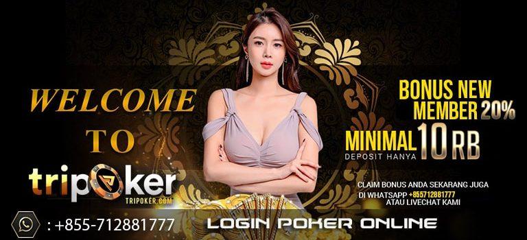 login poker online indonesia